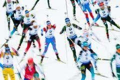 Масс-провал. Россиянки не попали в топ-15 в гонке с общего старта