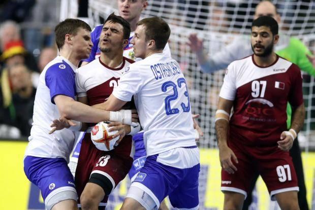 Сборная России по гандболу проиграла Катару и заняла 14-е место на чемпионате мира