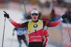 Йоханнес Бе выиграл масс-старт в Рупольдинге, Гараничев – 16-й