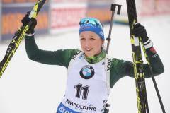 Пройс победила в масс-старте в Рупольдинге, Юрлова-Перхт – 17-я