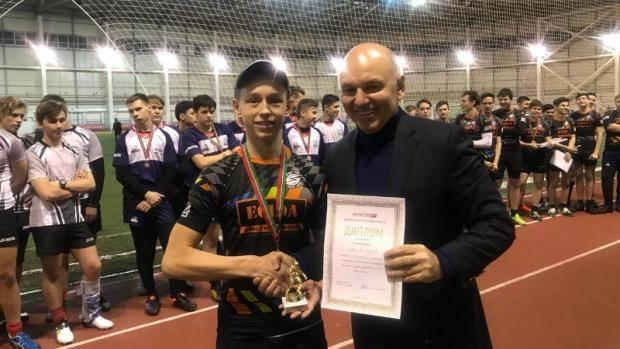 В Казани прошло Открытое первенство РТ по регби-7