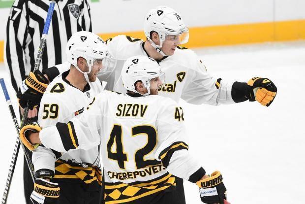 Седьмое чудо Разина: как «Северсталь» стала лучшей командой КХЛ