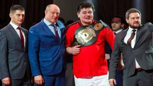 Муса Галлямов стал победителем спортивно-музыкальной премии «Манзара-2019»
