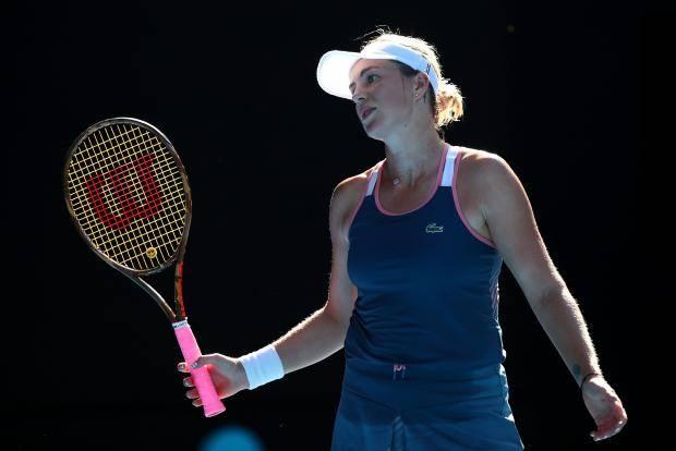 Ненастье в игре Насти. Павлюченкова проиграла в четвертьфинале Australian Open - «Теннис»