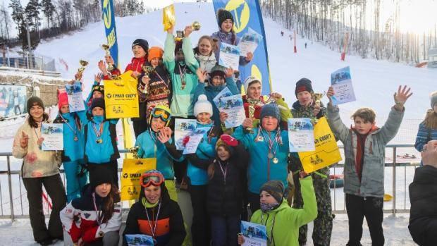 Татарстанцы завоевали 4 медали на Всероссийских детских соревнованиях по сноуборду