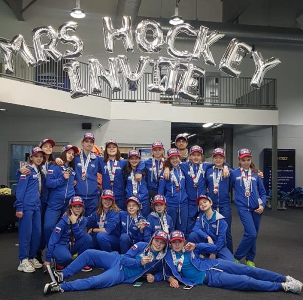 Крымская спортсменка победила на турнире в США в составе сборной России
