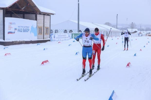 В первый день чемпионата СЗФО три наших лыжника попали в топ-10