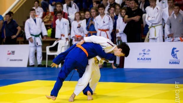 В Казани пройдет первенство Татарстана по дзюдо среди юношей и девушек до 15 лет