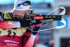 Неостановимый Бе. Йоханнес выиграл золото, Фуркад опять без медали
