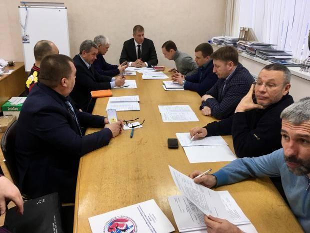 Николай Цуканов поручил Конфедерации единоборств разработать программу развития и продвижения олимпийских видов спорта