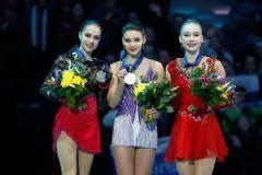 Самодурова выиграла чемпионат Европы. Она была реально сильнее Загитовой