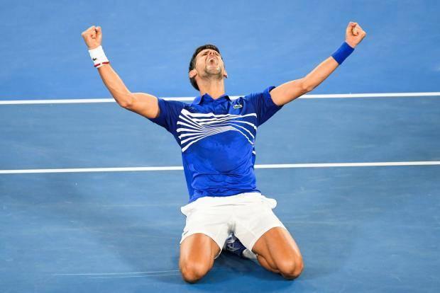 Джокович обыграл Надаля и в седьмой раз стал чемпионом Australian Open