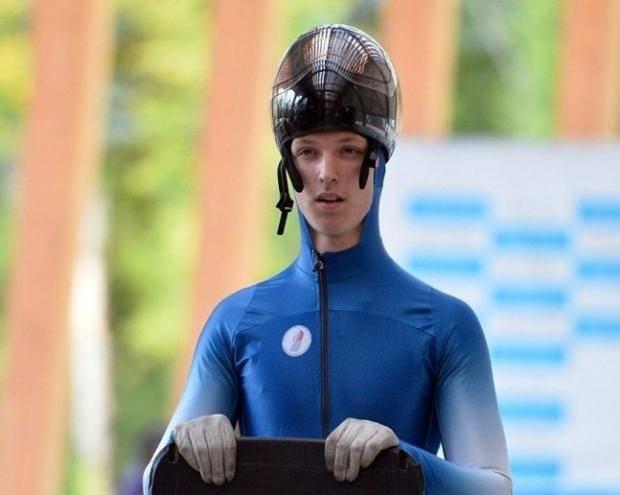 Канакина и Рукосуев победили на юниорском чемпионате Европы по скелетону