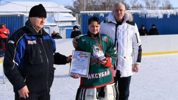 В Аксубаево прошел Финал республиканского этапа Всероссийских соревнований «Золотая шайба»