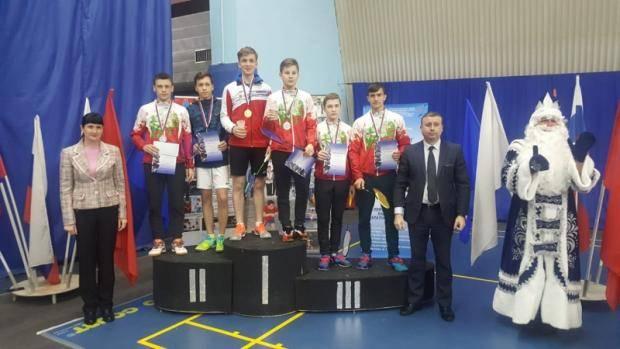Бадминтонисты Татарстана стали призерами Всероссийских соревнований в Саратове