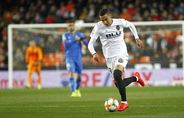 Хет-трик Родриго вывел «Валенсию» в полуфинал Кубка Испании, у Черышева передача