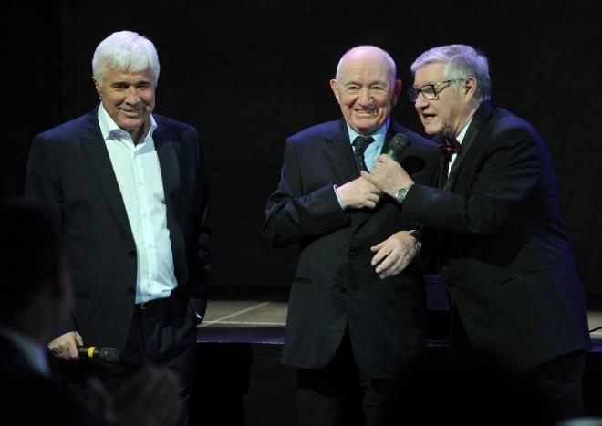 Евгений Ловчев и Никита Симонян