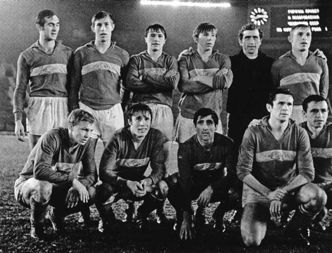 """""""Спартак"""" 1969"""