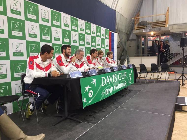 Не лечь на дно в Биле. Россия сыграет с Швейцарией в обновленном Кубке Дэвиса