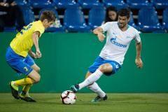 Денис Терентьев: В «Зените» Азмуну будет проще раскрыть потенциал