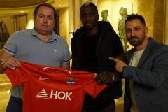 Сенегальский защитник «Мольде» Сарр стал игроком «Енисея»