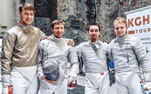Вениамин Решетников завоевал бронзовую медаль этапа Кубка мира