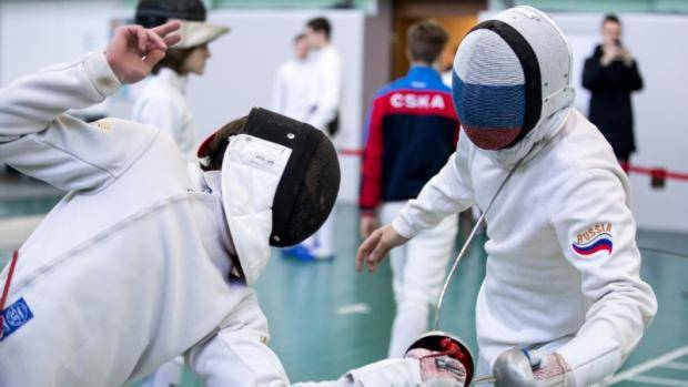В Казани пройдет первенство России по фехтованию среди кадетов