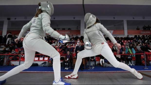 В Казани стартовало первенство России по фехтованию среди кадетов