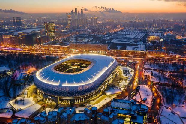 Где пройдет дерби «Динамо» – «Спартак»? Стадион «ВТБ Арена» готовится к открытию
