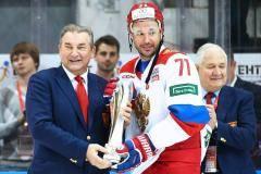Владислав Третьяк: Взял бы Ковальчука в Братиславу