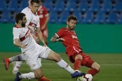 Смолова в «Спартак», а Мамаев возвращается на футбольное поле
