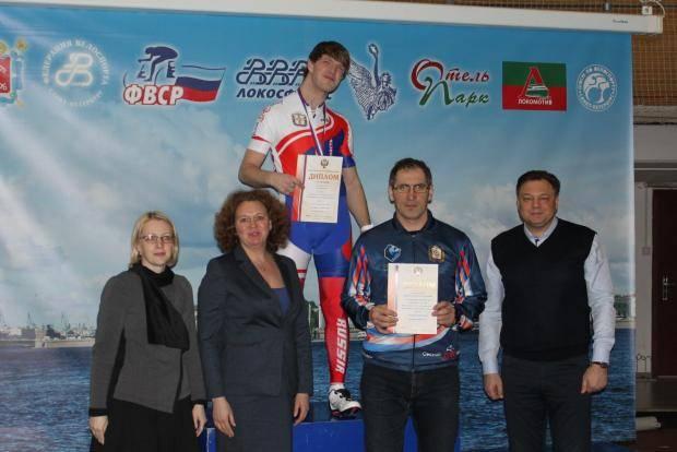 Иван Ермаков отобрался на чемпионат мира
