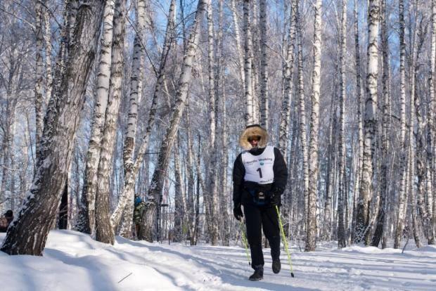 Национальный рекорд по 24-часовой северной ходьбе Дмитрия Ерохина