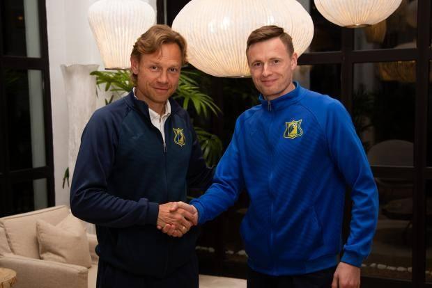 Экс-защитник «Зенита» Чернов подписал контракт с «Ростовом» (фото)