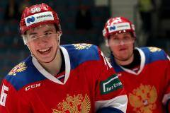 Кузьменко сокрушил чехов, он – лучший вместе с партнерами. Оценки сборной России