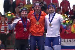 Юсков проиграл вслед за Кулижниковым. У России – бронзовый чемпионат мира
