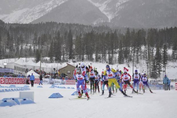 Рязанцы вышли на Лыжню России