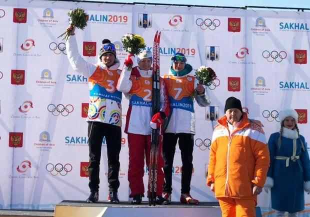 Родион Колесников – в числе первых медалистов на играх «Дети Азии»