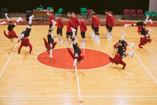 В столице Коми определились участники соревнований Северо-Запада России по фитнес-аэробике
