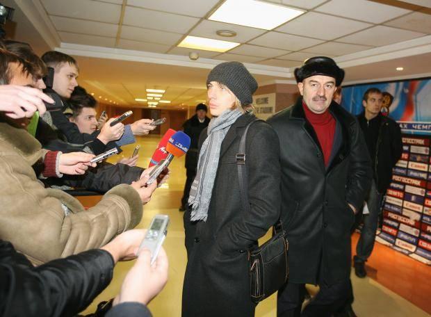 Максим Калиниченко: С Черчесовым мы не враги, но общих тем у нас нет