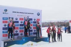 Олсбю выиграла спринт на этапе Кубке мира в Солт-Лейк-Сити, Васильева – 14-я