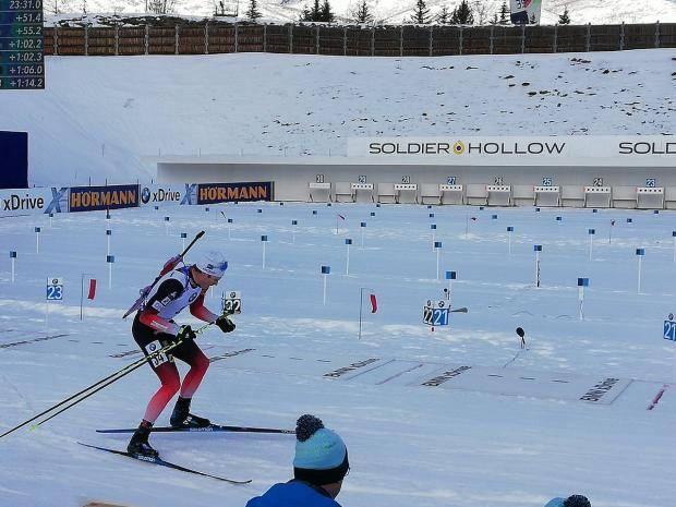 Кристиансен выиграл спринт на этапе КМ в Солт-Лейк-Сити, Гараничев – 15-й