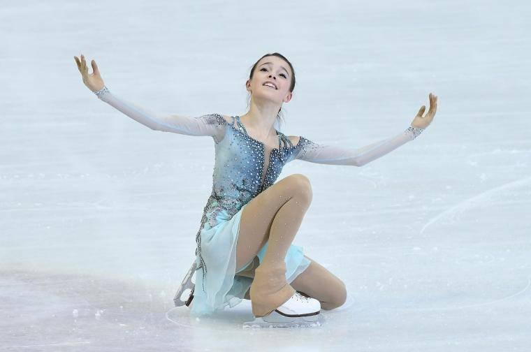 Щербакова завоевала первое для Российской Федерации золото наЕвропейском олимпийском фестивале