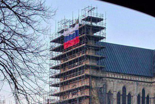 Ирина Роднина: Поднимая флаг России, люди начинают понимать значение нашей страны (фото)