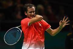 Медведев поднялся на рекордное для себя 15-е место в рейтинге ATP