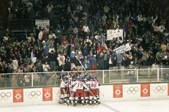 Сборная СССР по хоккею. ОИ 1984 в Сараево