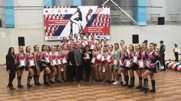 Татарстанские спортсмены завоевали награды на чемпионате ПФО по акробатическому рок-н-роллу