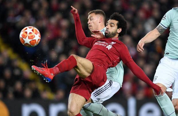 «Ливерпуль» и «Бавария» не забили. Одни страшно нервничали, а другие всего боялись