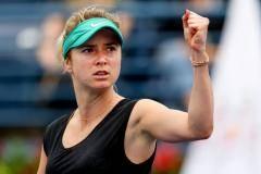 Свитолина разгромила Мугурусу и вышла в четвертьфинал турнира в Дубае