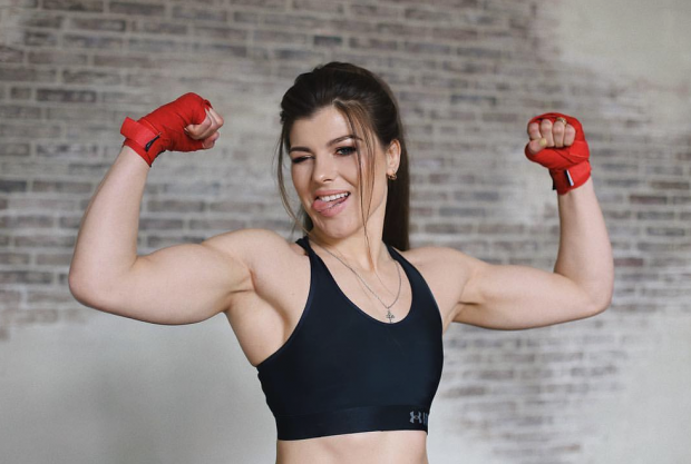 Марина Мохнаткина подписала контракт с Bellator
